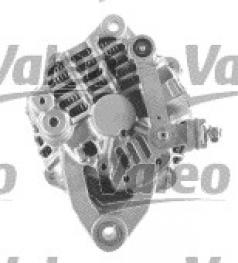 Alternator 437627 VALEO.