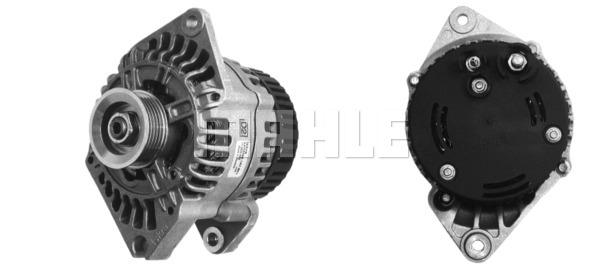 Alternator MG 405 MAHLE ORIGINAL.