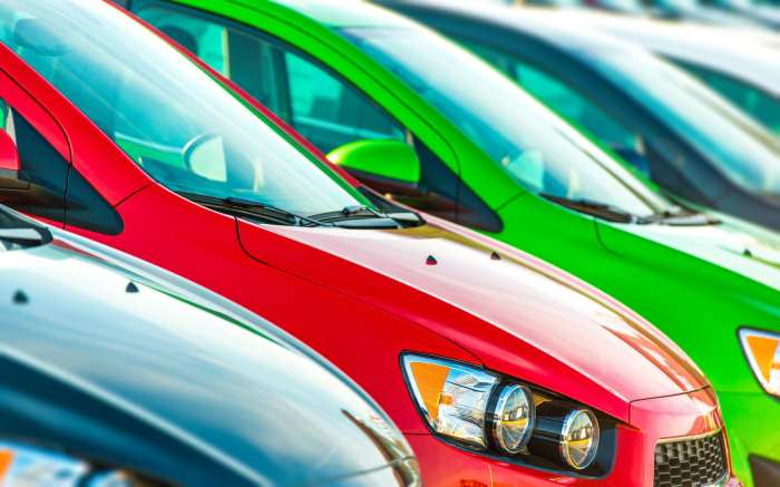 rynek części samochodowych