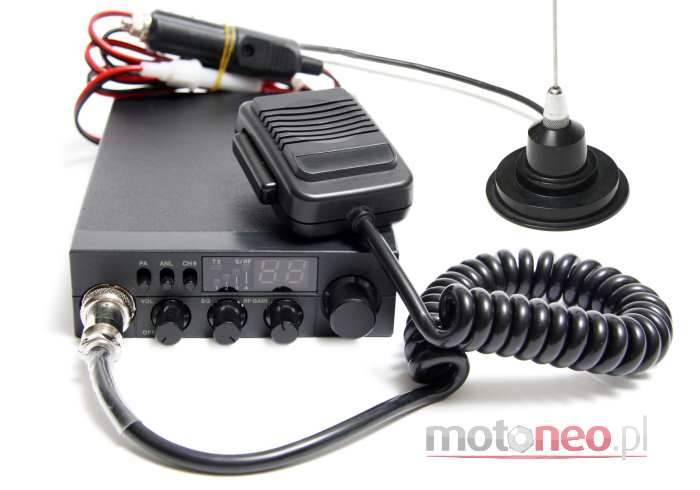 cb radio plus antena